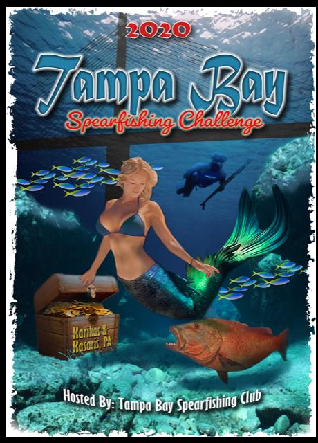 Spearfishing Challenge Logo